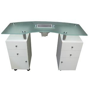 Manucure tables brand new (black or white)