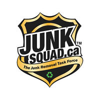 JUNK SQUAD | Vancouver Junk Removal Service - Up to 70% less !