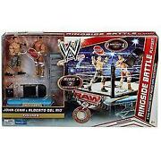 WWE Ringside Battle Playset