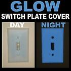 Blue Switch Plate