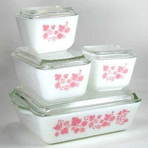 Pyrex Refrigerator Dishes eBay