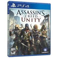 Assassin's Creed Unity - PlayStation 4 - Brand New/Never Opened
