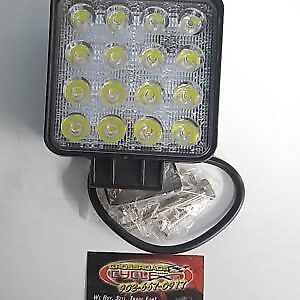 LED Lights Square 4 1/2 X 4 1/2 Inch