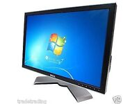 "offered 19"" Dell UltraSharp DELL TFT LCD COMPUTER MONITOR FLAT SCREEN"