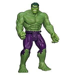 Hulk Action Figure from the Avengers
