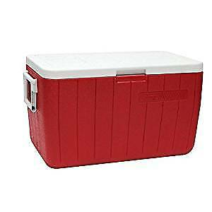 Coleman cooler never used