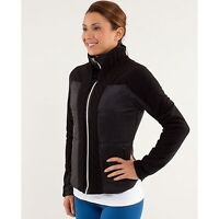Lululemon St Moritz jacket size 10