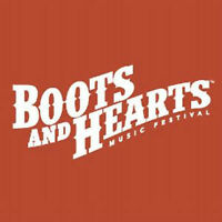 2 Boots and Hearts tickets with a tent campsite