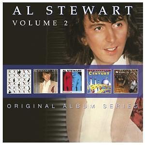 AL STEWART - ORIGINAL ALBUM SERIES Vol.2 5-CD s - Deutschland - AL STEWART - ORIGINAL ALBUM SERIES Vol.2 5-CD s - Deutschland