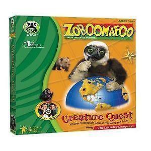 Zoboomafoo Game Zoboomafoo: DVD...
