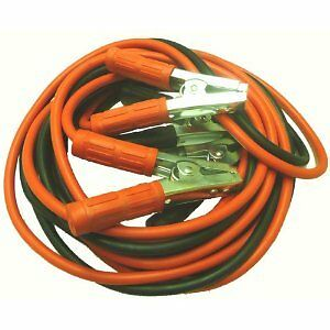 COPPER  HEAVY DUTY 800amp 6 METER  LONG JUMP LEADS CAR VAN BOOSTER CABLE