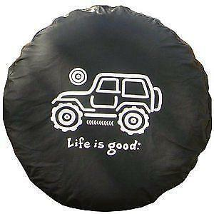 Life Is Good Tire Cover Ebay