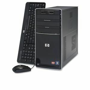 Ordinateur HP Dual Core + Printer + Ecran + Keyboard + Mouse a v