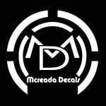 Mcreada Decals
