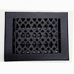 Floor/wall registers and grills/grates