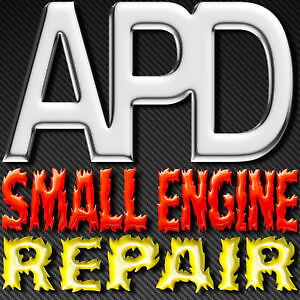 SMALL ENGINE REPAIR LAWNMOWER LAWN TRACTOR CHAINSAW ETC