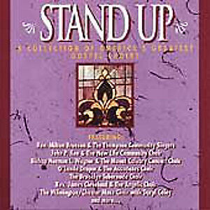 "CD - ""Stand Up"" A collection of america's Greatest Gospel Choir"