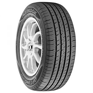 (4) hankook optimo all season tires from a 2015 accent 175 70 14