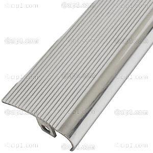 Aluminum running boards 56'' long