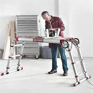 New in Box CRAFTSMAN®/MD Ulti-Mate Work Station