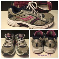 WOMENS SAUCONY RUNNING SHOES 6.5