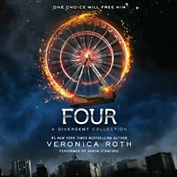 Four: A Divergent Story Audio Book on CDs