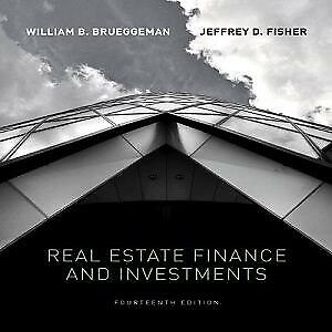 Real Estate Finance and Investments 14th Edition