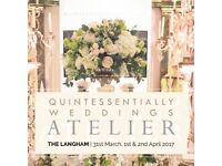 VIP tickets to Quintessentially Atelier at The Langham