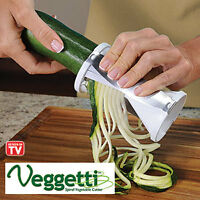 VEGGETTI, STAINLESS STEEL, FAST AND EASY, CREATE
