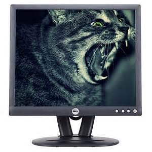 Dell E173FP - LCD monitor - WITH WALL MOUNT INCLUDED