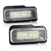 LED Kennzeichenbeleuchtung Mercedes