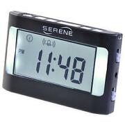 Telephone Alarm Clock