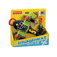 Fisher Price-Imaginext-Avions-3 a 8 ans-Comme neuf