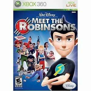 Meet The Robinsons  Xbox 360 Game
