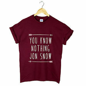Jon Snow t-shirt