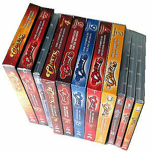 CHEERS SEASONS ~ 1, 2 , 3 , 4, 5, 6, 7, 8, 9, 10, 11 on DVD