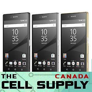 »» Factory Unlocked + Excellent Condition - Sony Xperia Z5 PREMIUM «« [WARRANTY]