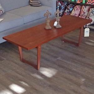 Mid Century Teak, Walnut and Rosewood Coffee Tables