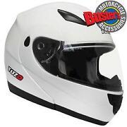 Mens motorbike Helmets