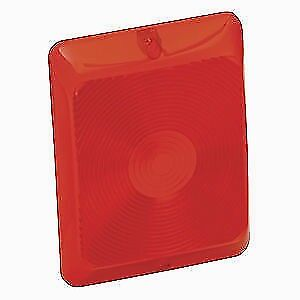 replacement red lens for bargman 84-85-86 series tail light for rv /