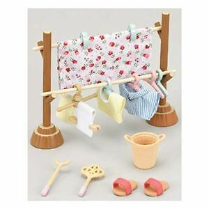 NEW w/out box Calico Critters Sylvanian Families Laundry Set