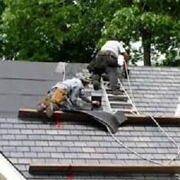 Roof Repair Or New/Guaranteed Fix Leaks/Insured/Free Quotes
