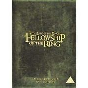 Lord of The Rings The Fellowship of The Ring DVD