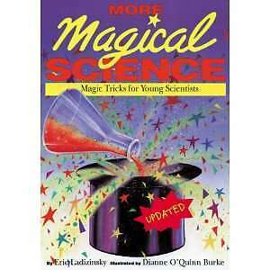 Book: More Magical Science Magic Tricks for Young Scientists