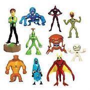 Ben 10 Figurines
