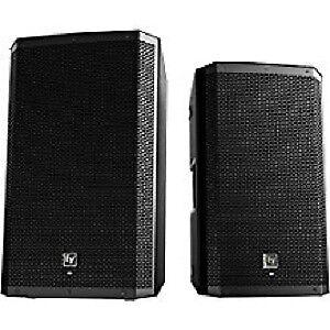 CAISSE DE SON Z L X 15 P AMPLIFIER ELECTRO-VOICE  AVEC  COVER