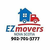 Moving Made Easy! 902-701-3777 Starting at $55/hr!