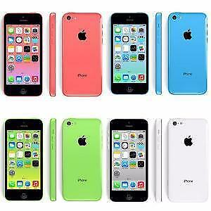 Apple IPhone 5C, Factory Unlocked, With Full Warranty. OpenBox Macleod Sale! (FINANCING AVAILABLE 0% Interest)