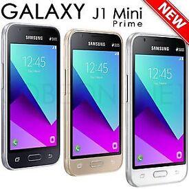 Samsung galaxy j1 mini prime 8gb sim free brand new boxed
