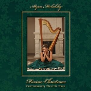 Divine Christmas - Electric Harp CD Contemporary Classical